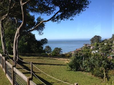Bolinas Little Mesa Gem With Ocean/Duxbury Reef View