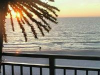 Absolute Beachfront Condo #1 St. Pete Beach, Fantastic View-Available 11/29-12/6