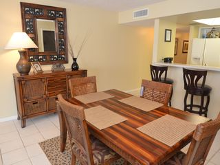 Clearwater Beach condo photo - Dining Area