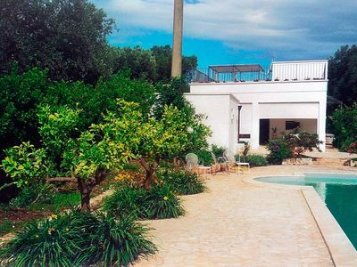 Idyllic retreat with private pool between Ostuni and the magic Costa Merlata