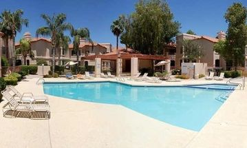 Scottsdale Ranch condo rental - Heated Pool