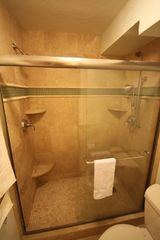Poipu condo photo - Shower with two faucets