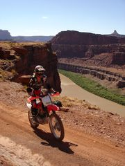 Moab townhome photo - Follow the Colorado River on OHV vehicles and explore the red rock country.