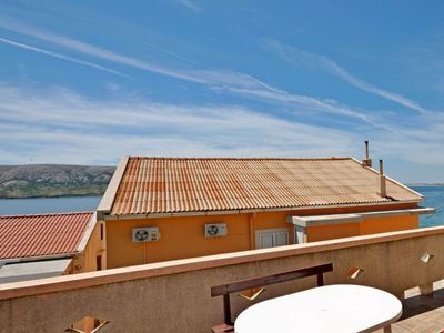 Apartments Josip (57591-A2) Metajna - island Pag