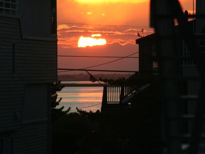 Sunset From Your Deck