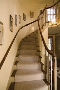 White Gates staircase