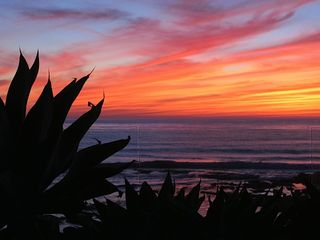 La Jolla house photo - Another beautiful sunset.........