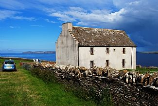 Holiday Cottage With Magnificent Views Across The Pentland Firth To The Orkneys