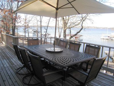INTRODUCING: Spacious Grand Lake Waterfront Home -- Sleeps 17, Newly Remodeled