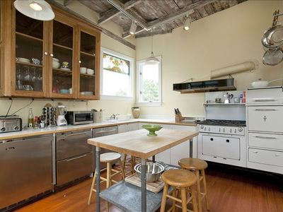 San Francisco apartment rental - Fabulous gourmet, fully equipped kitchen.