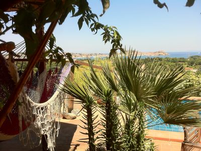 Apartment with Fantastic view over the Gulf of Portoferraio