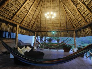 El Salvador villa photo - HAMMOCKS