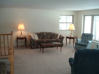 Manistique house photo - Upstairs living room