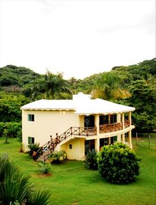Lo De Marcos apartment rental - In the middle of tropical jungle