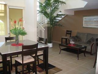 Aguadilla condo photo - Dinning Room with Staircase to Loft