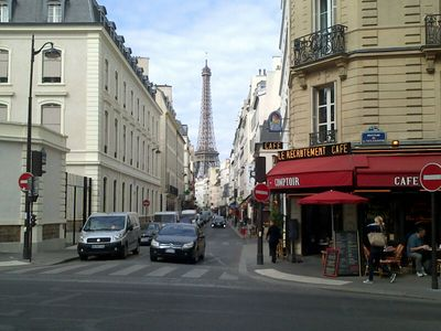 Studio near the Eiffel Tower, Champs-Elysees, Invalides