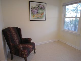 "The corner of ""Florida"" room - Bethany Beach townhome vacation rental photo"