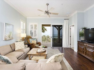 Make our ocean view condo your vacation home! - Ocean views, spacious balcony, comfy and chic furnishings, beach access, two pools, an amazing clubhouse....at 731 Cinnamon Beach, you'll find everything you need for a perfect beach vacation.