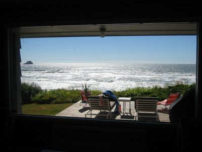 View from Living Room at Seascape Modern Beach House