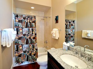 Key West condo photo - The third bathroom is en-suite and has a tub/shower combination.