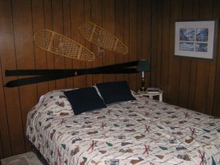 Crystal Mountain, Thompsonville house photo - Snow Country bedroom