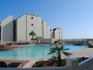 South Padre Island condo photo - Pool next to our building.