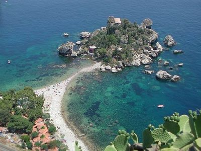 Taormina apartment rental - Isolabella