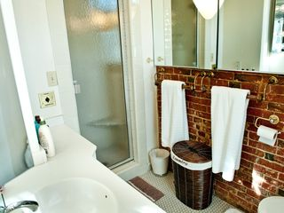 Philadelphia house photo - Bathroom with shower, 2nd Floor