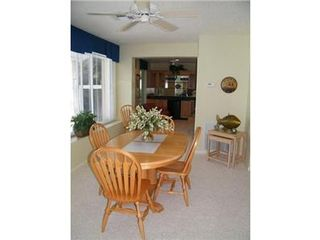 Vacation Homes in Marco Island house photo - Second dining area for large families.