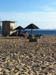 Rancho Palos Verde house photo - Beach bbq's are a great place for friends and family to gather.