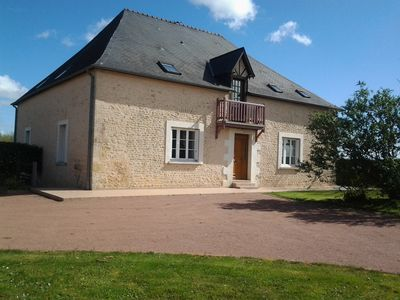 Luxury MANSION: NEAR LE MANS CIRCUIT, THE ARROW ZOO. Exit A28 / A81 / A11 / 15 minutes