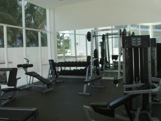 Cancun condo photo - Gym