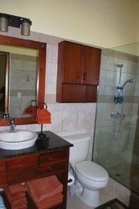 Cabarete condo rental - Master Bathroom
