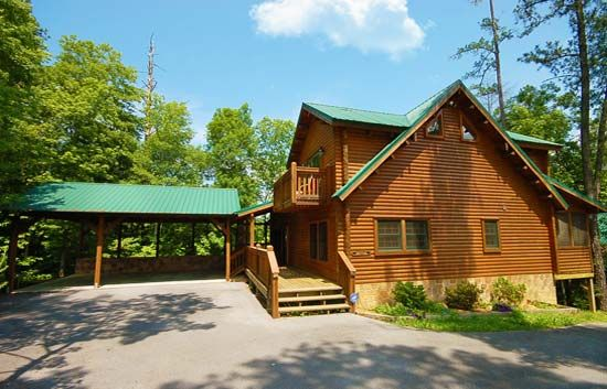 Bears Den 5 Bedroom Luxury Cabin With Homeaway Pigeon Forge