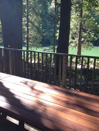 Georgetown cabin rental - By far the BEST view of the lake!!!