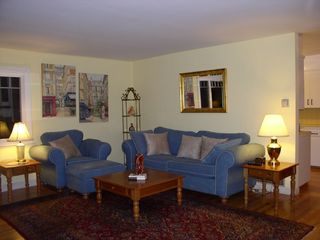 Monterey house photo - Comfortable furnishings