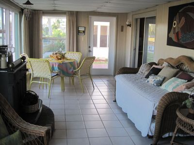 Gulf Harbors house rental - Florida room
