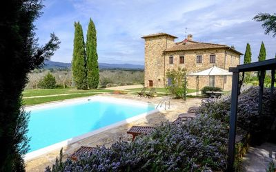 CHARMING VILLA in Bucine with Pool & Wifi. **Up to $-1701 USD off - limited time** We respond 24/7