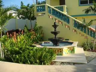 Rincon villa photo - Courtyard Fountain
