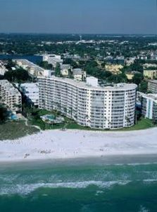 Crystal Sands Condominiums are Directly on.....
