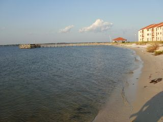Navarre Beach condo photo - Our Own Piece Of Paradise In The Back Yard.