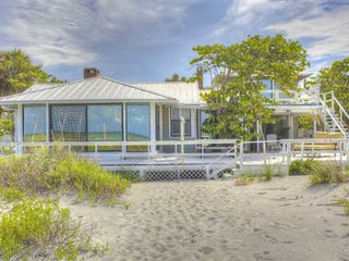 Longboat Key house photo - View from the water