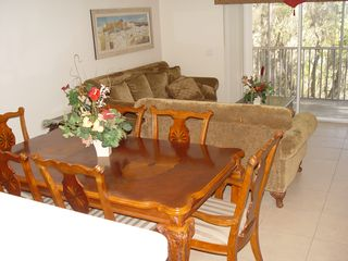 Sun Lake condo photo - Dining area