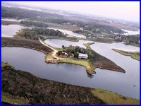 Private Island Retreat  Land Access~ lots  free things~ 2  full 2 bedroom homes