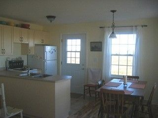Rusticoville cottage rental - Kitchen/dining room