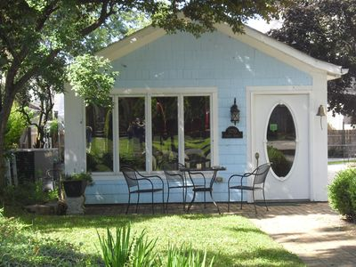 Cozy Cottage (Captain Bell House B & B), Vermilion, OH, 2 blocks from Lake Erie