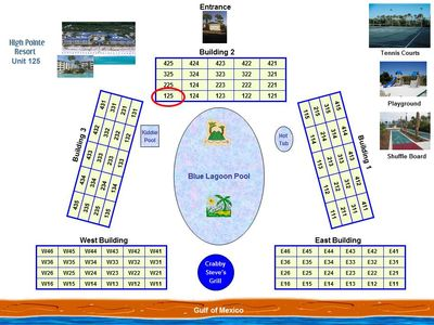 Resort Layout with My Place Circled