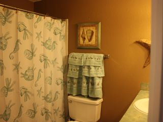 North Padre Island condo photo - Bath