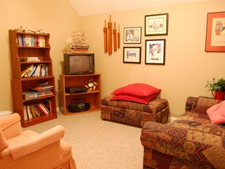Den/TV/DVD Rm Retreat for Children/Adults/Hideabed - Interlochen house vacation rental photo