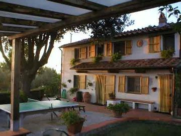 Massarosa cottage rental - Bellavista